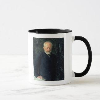 Mug Portrait de Piotr Ilyich Tchaikovsky