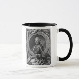 Mug Portrait de prince Henry de la Prusse, 1779