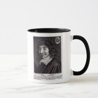Mug Portrait de Rene Descartes