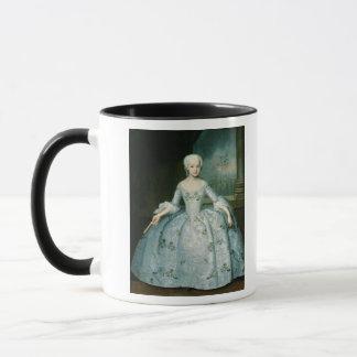 Mug Portrait de Sarah Eleonor Fermor 1749-50