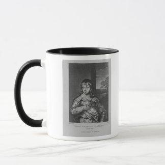 Mug Portrait de seigneur Francis Villiers