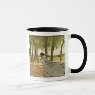 Mug Portrait de Signora Martelli (huile sur la toile)
