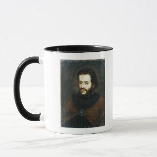 Mug Portrait de tsar Ivan le V Alexeyevich