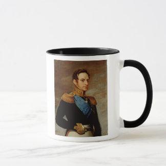 Mug Portrait de tsar Nicholas I 1826
