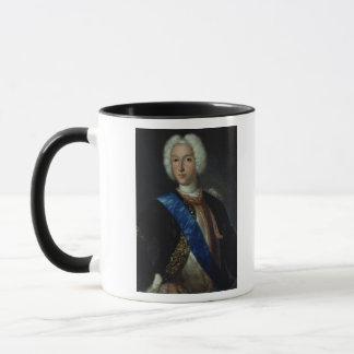 Mug Portrait de tsar Peter II
