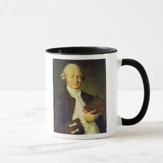Mug Portrait de Vasili K. Trediakovsky