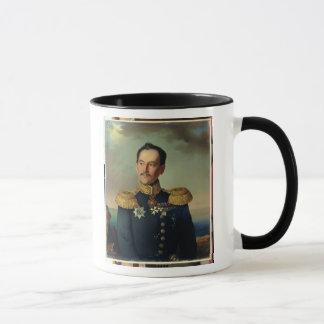 Mug Portrait de vice-amiral d'escadre Nikolai