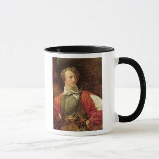 Mug Portrait de Vladimir Samoylov comme Hamlet