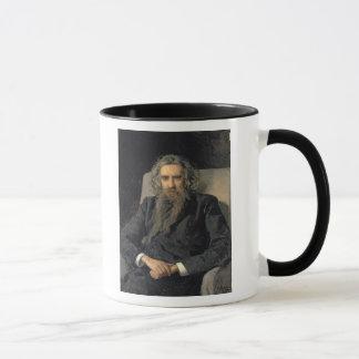 Mug Portrait de Vladimir Sergeyevich Solovyov, 1895