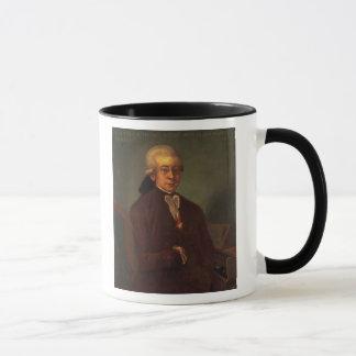 Mug Portrait de Wolfgang Amadeus Mozart 2