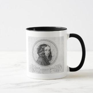 Mug Portrait d'Elizabeth Barrett Browning