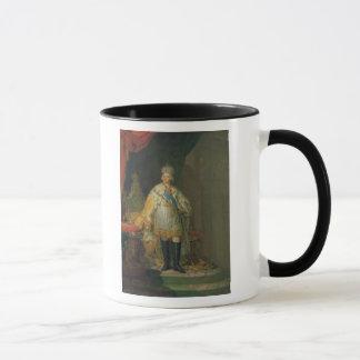 Mug Portrait d'empereur Paul I, 1800