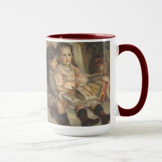 Mug Portrait des enfants de Caillebotte par Pierre