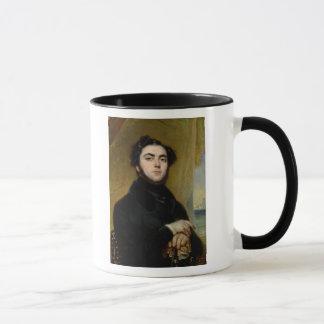 Mug Portrait d'Eugene Sue 1837