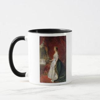 Mug Portrait d'impératrice Eugenie de la France