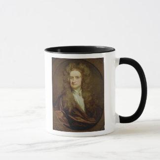 Mug Portrait d'Isaac Newton 1702
