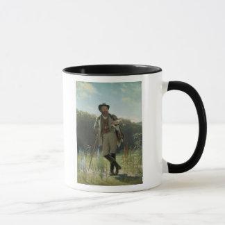 Mug Portrait d'Ivan Ivanovich Shishkin, 1873