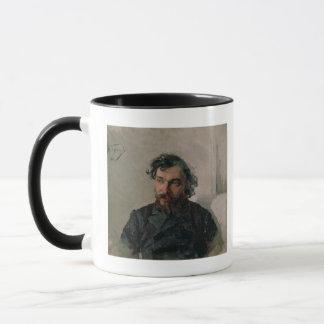 Mug Portrait d'Ivan Pochitonov, 1882