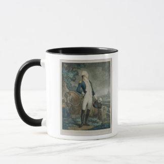 Mug Portrait du marquis de La Fayette