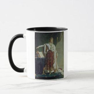 Mug Portrait du napoléon I dans des ses robes longues