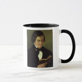 Mug Portrait du poète Heinrich Heine 1842