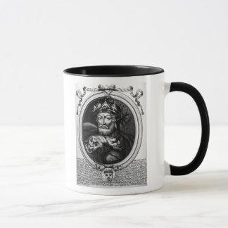 Mug Portrait du roi de Merovech des contreseings de