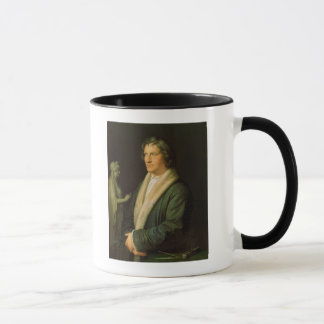 Mug Portrait du sculpteur Bertel Thorvaldsen