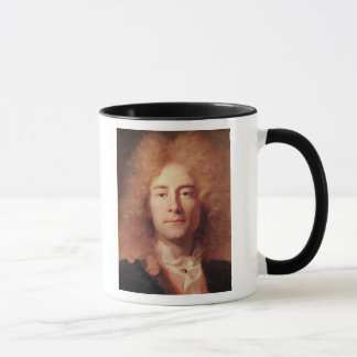 Mug Portrait d'un homme inconnu