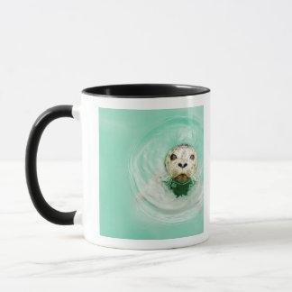 Mug Portrait d'un joint dans l'eau