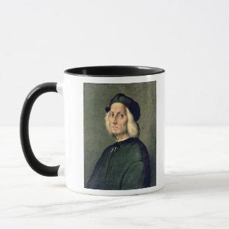 Mug Portrait d'un vieil homme