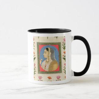 Mug Portrait d'une dame noble, de la petite aube de