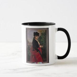 Mug Portrait d'une femme espagnole