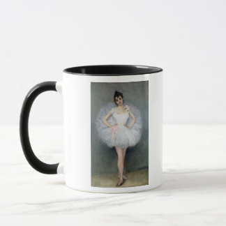 Mug Portrait d'une jeune ballerine