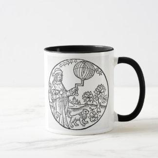 Mug Portrait idéal d'Aristote (384-322 AVANT JÉSUS