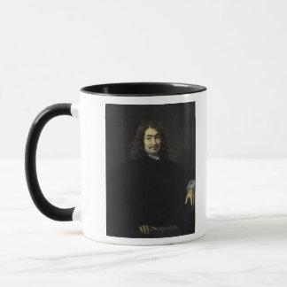 Mug Portrait, présumé pour être Rene Descartes