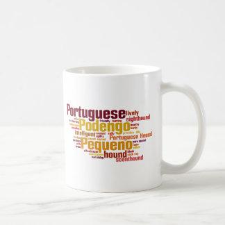 Mug Portugais Podengo Pequeno
