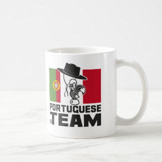 Mug Portuguese team