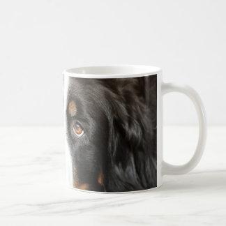 Mug pose de chien de montagne bernese