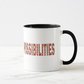 Mug POSSIBILITÉS : La sagesse exprime le mentor