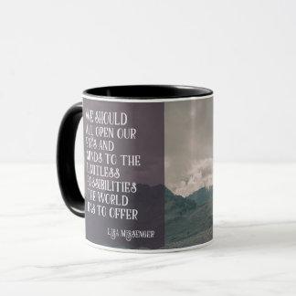 Mug Possibilités sans limites les offres du monde