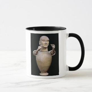 Mug Pot de Canopic avec les bras mobiles