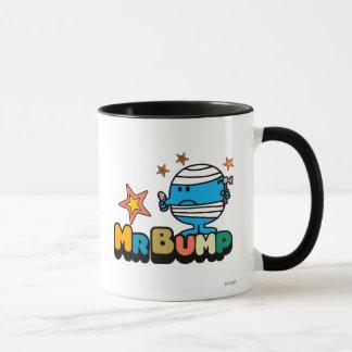 Mug Pouce et étoiles bandés par | de M. Bump