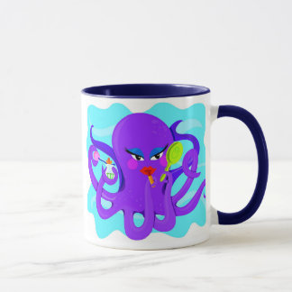 Mug Poulpe