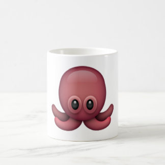 Mug Poulpe - Emoji