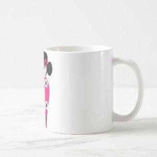 Mug Poupée Kokeshi souriante personnalisable