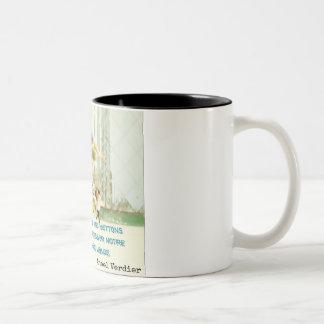 Mug pour auteur: l'art c'est...