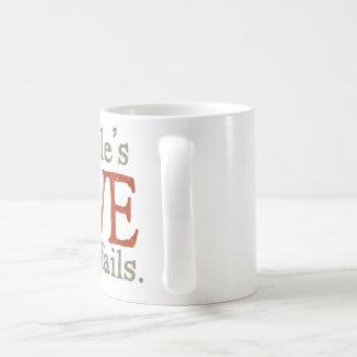 Mug Pour l'amour des goldendoodles