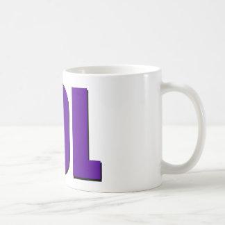 Mug Pourpre de LOL