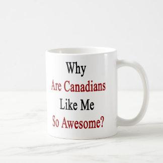 Mug Pourquoi les Canadiens comme moi sont-ils si