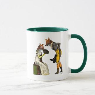 Mug Poursuite de renards